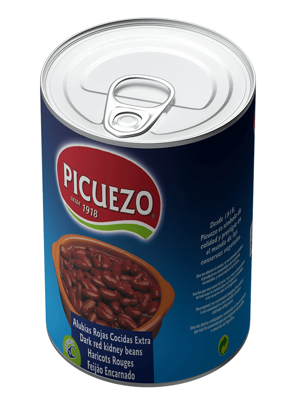 Picuezo tinned red beans