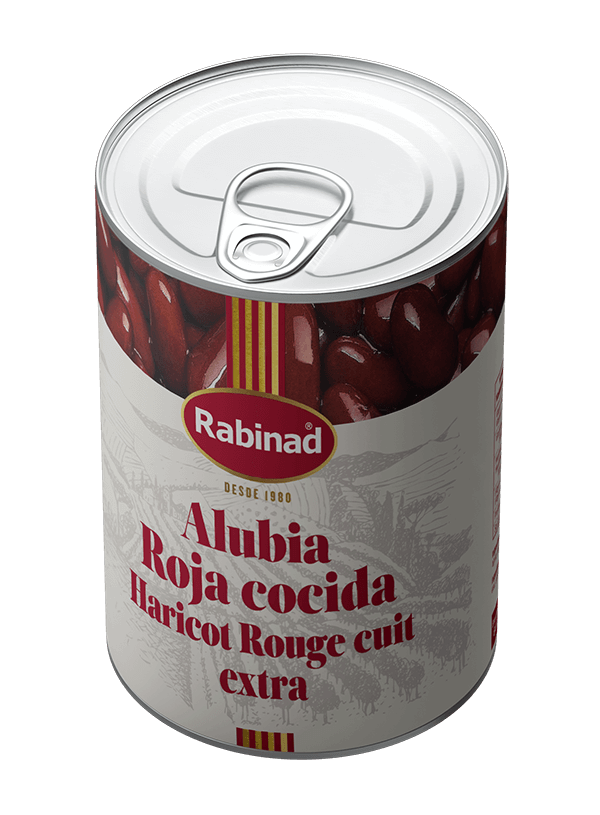 Rabinad tinned red beans