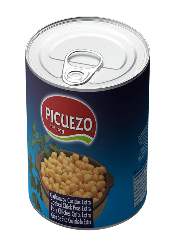 Picuezo tinned chickpeas