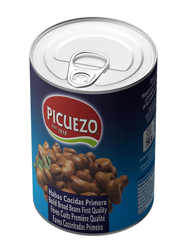 Picuezo tinned lima beans